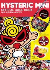 HYSTERIC MINI OFFICIAL GUIDE BOOK 2019 AUTUMN & WINTER
