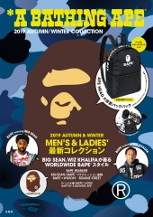 *A BATHING APE(R) 2019 AUTUMN / WINTER COLLECTION