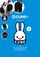 CUNE(R) BACKPACK BOOK