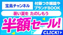 宝島チャンネル セール