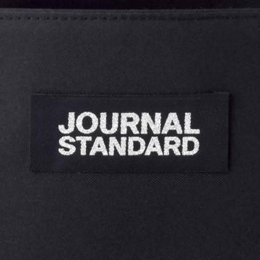 ジャーナルスタンダードの付録バッグはシルバーのロゴがお洒落!
