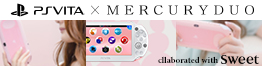 PlayStation Vita × MEACURYDUO